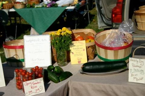 Final Farmer's Market