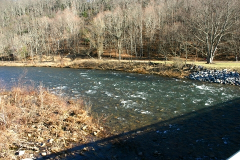 Greenbrier River.